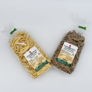 Teigwaren Mais- u. Buchweizen